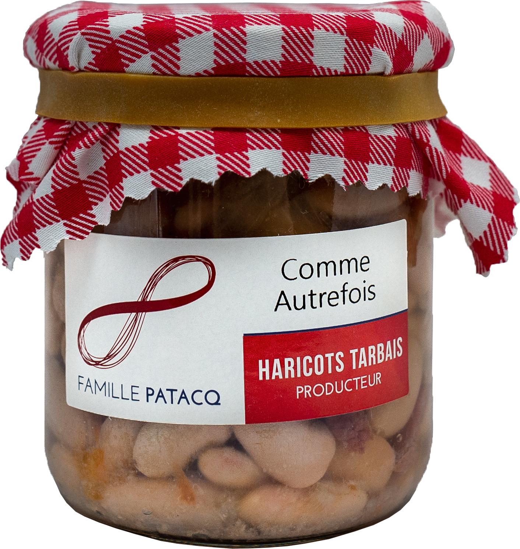 """Bocal de haricots tarbais """"Comme Autrefois"""""""