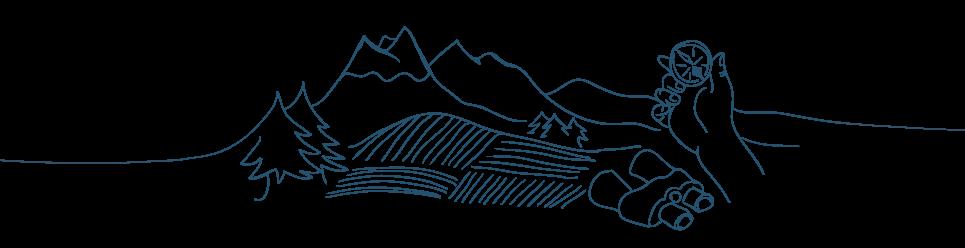 Illustration explorateurs